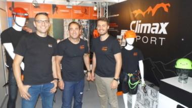 Climax Sport: un David entre los Goliats de la escalada y la aventura