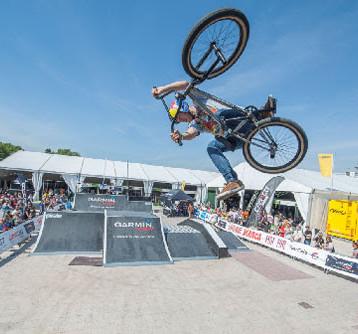 Festibike acogerá el Campeonato de España de BMX Freestyle