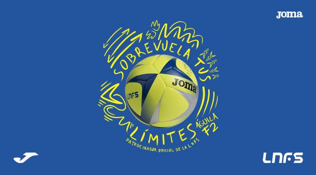 Joma presenta el nuevo balón oficial de la LNFS