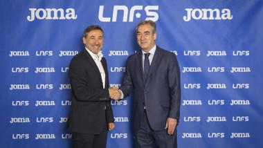 Joma se convierte en la estrella de la Liga Nacional de Fútbol Sala