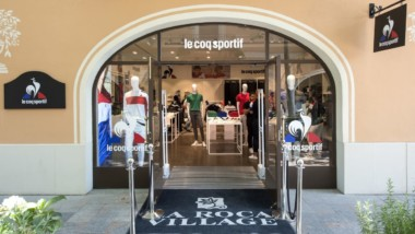 Le Coq Sportif abre una pop-up en La Roca Village