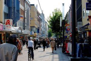 calles comerciales