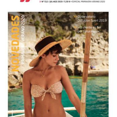 Shiwi protagoniza el Especial Colecciones de Verano 2020