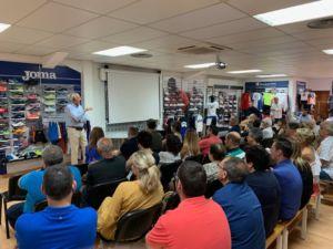 jornadas de compra de Total Sport para la campaña primavera/verano 2020