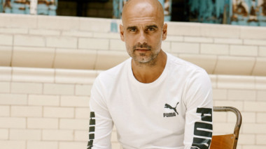 Puma se gana la confianza de Pep Guardiola
