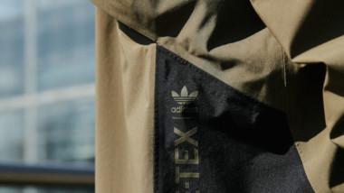 Gore-Tex se alía con Adidas en la colección Shark Fin