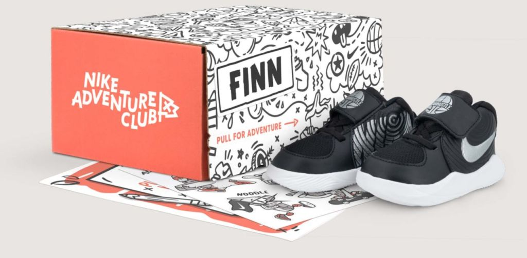 Nike lanza su Adventure Club