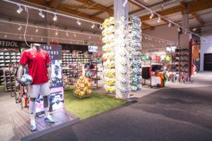 Forum Sport remodela su tienda de Urbil