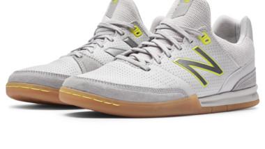 La nueva bota Audazo v4 de New Balance, llamado a triunfar fuera y dentro de la pista