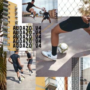 New Balance presenta el remodelado modelo Audazo v4