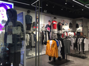 Joma ya dispone de más de 100 tiendas en China