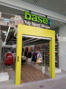 Base inaugura una tienda en Calahorra
