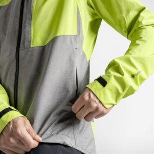 Gore-Tex crea chaquetas para mountain bike