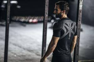 Odlo Active Spine mejora el rendimiento deportivo