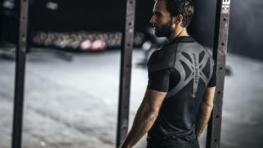 La capa base Active Spine de Odlo favorece el rendimiento del deportista
