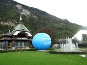 Cumbre Europea del Outdoor 2019 en Interlaken (Suiza)