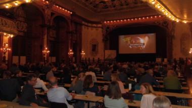 Una Cumbre Europea del Outdoor de película