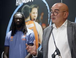 Atmósfera Sport y el Valencia Basket renuevan su colaboración hasta 2022ort y el Valencia Basket renuevan su colaboración hasta 2022