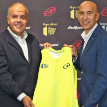 World Padel Tour y Bullpadel amplían su compromiso hasta 2021