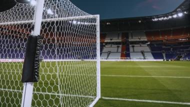 El León de Oro conmemora la victoria de Francia en el Mundial de Rusia