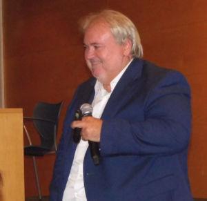 Ivo Güell interviene en Barcelona Activa para hablar de megatendencias en el mercado de trabajo