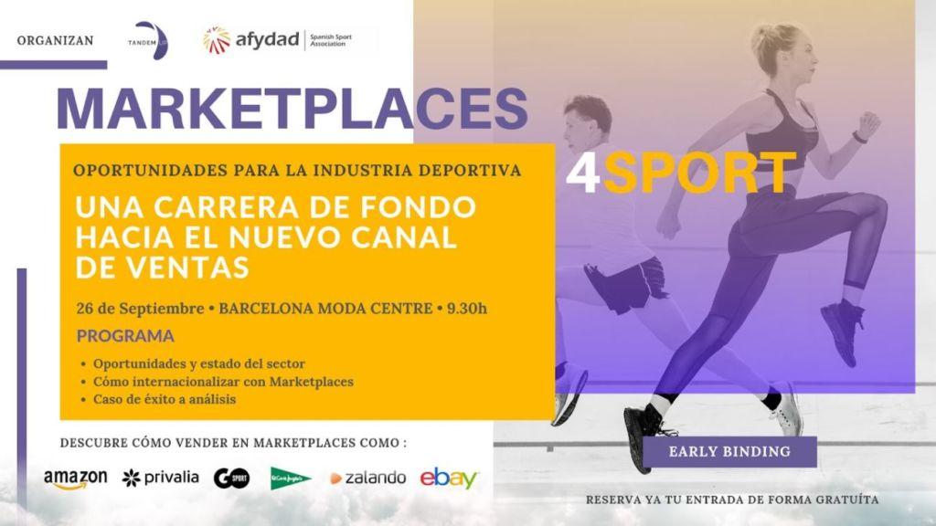 Afydad organiza un evento formativo en torno a los marketplaces