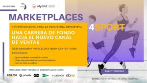 Marketplaces 4Sport @ Barcelona Moda Centre