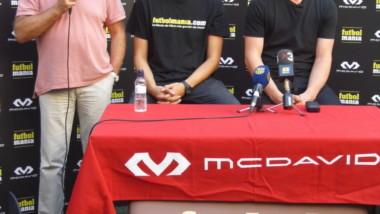 McDavid se proyecta en Futbolmania de la mano de Ter Stegen