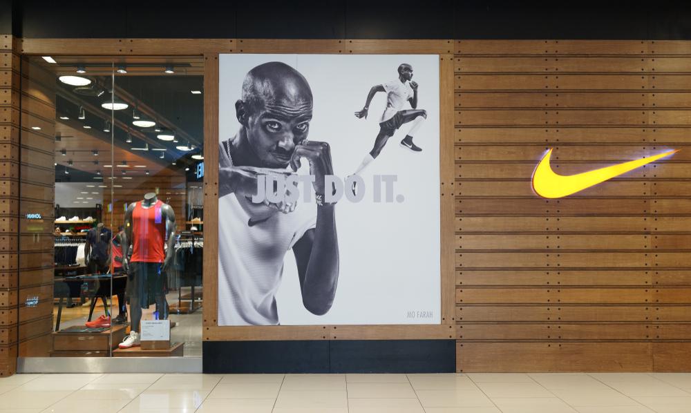 Nike, ejemplo de experiencia de compra