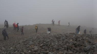 Lafuma invita a cuidar de nuestras montañas