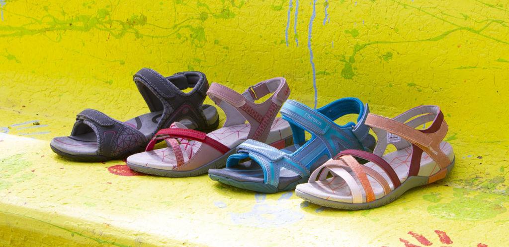 sandalias de Chiruca para la mujer de cara al verano 2020