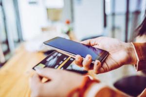 nuevos sistemas de pago a través de la tecnología