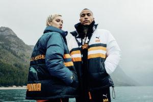 colección entre Puma y Helly Hansen