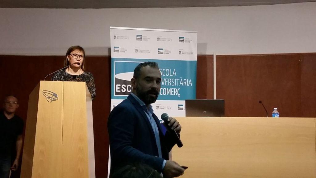 Melchor de Palau interviene en la jornada de Escodi sobre el futuro del comercio físico