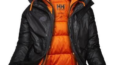 Helly Hansen diseña parkas y chaquetas a prueba de Ártico
