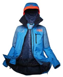 nuevas chaquetas para esquí de Helly Hansen