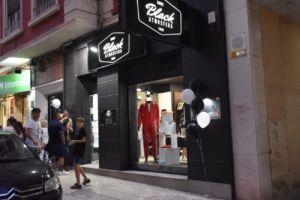 Inauguración de la tienda Atmósfera Black en Alicante