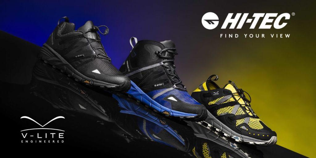 calzado ligero y de altas prestaciones de Hi-Tec