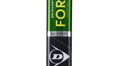 La Dunlop Fort All Court TS, bola oficial en la Davis Cup Finals