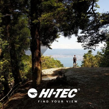 """Hi-Tec lanza su nueva campaña bajo el lema """"Find Your View"""""""