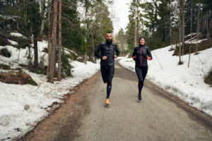 camisetas de running de Gore para vencer al frío