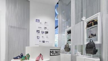 Munich remodela una de sus más emblemáticas boutiques