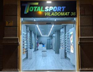 nuevo concepto retail de Totalsport en Barcelona