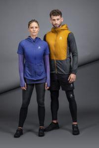 Odlo presenta prendas técnicas pero también versátiles y de estilo urbano
