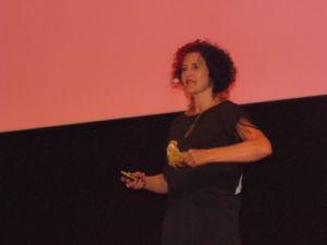 Benita Martofska interviene en la European Outdoor Summit