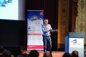 Richard Leedham interviene en la European Outdoor Summit