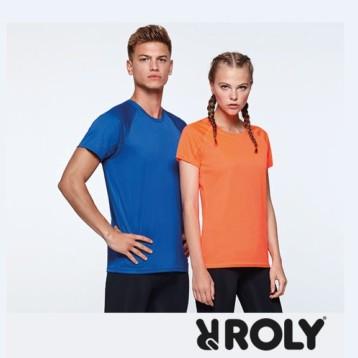Roly mantiene al deportista en movimiento