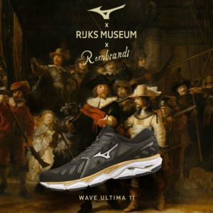 zapatillas Mizuno Wave Ultima 11 Amsterdam