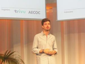 Pablo González interviene en el IV Congreso Trend Builders de Aecoc