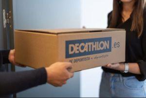 Decathlon entregará sus pedidos en franjas de dos horas
